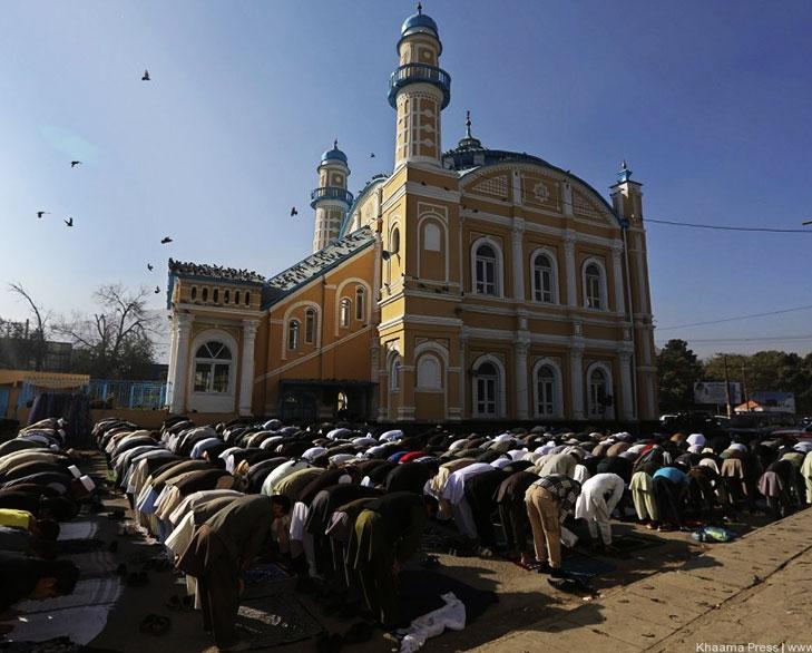 eid celebrations afghanistan @TheRoyaleIndia
