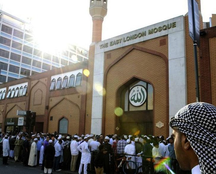 eid celebrations london @TheRoyaleIndia