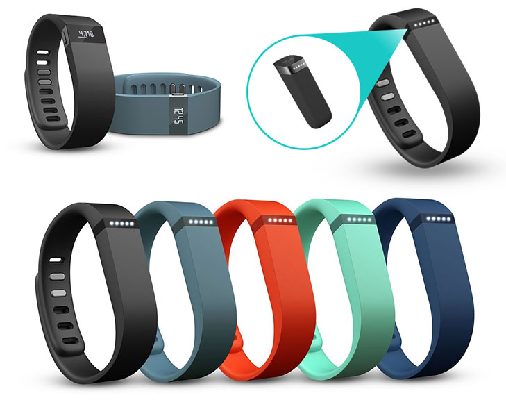 Fitbit Flex India @TheRoyaleIndia