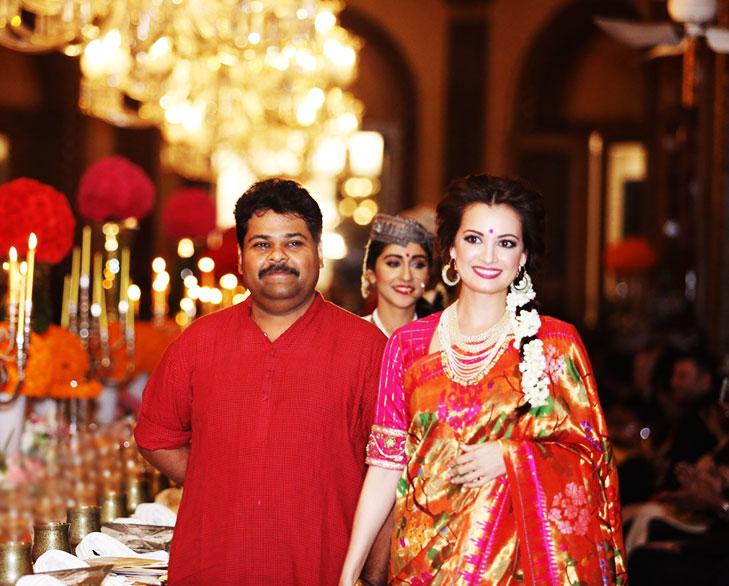 gaurang shah sarees @TheRoyaleIndia
