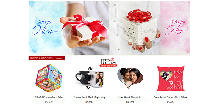gifts for him or her @TheRoyaleIndia
