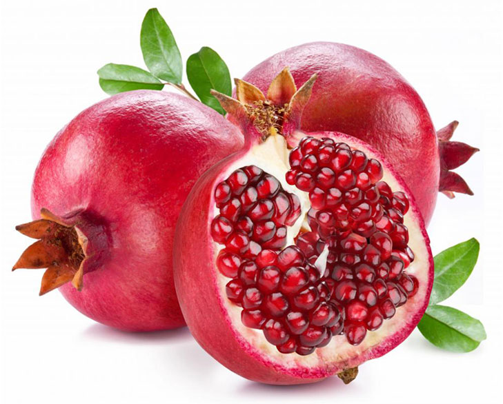 healthy super fruit pomegranate @TheRoyaleIndia