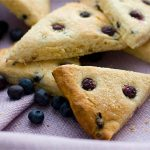 High Tea Buffet Recipe – Blueberry Scones