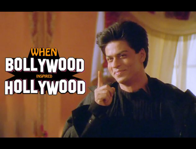 Hollywood Movies Inspired By Bollywood @TheRoyaleIndia