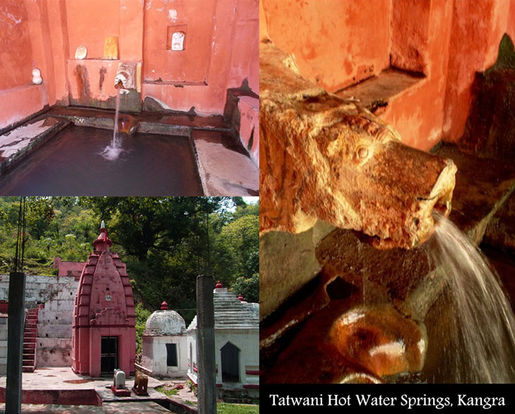 hot spring tatwani temple @TheRoyaleIndia