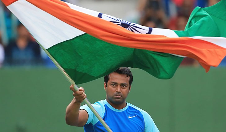 leander paes davis cup @TheRoyaleIndia