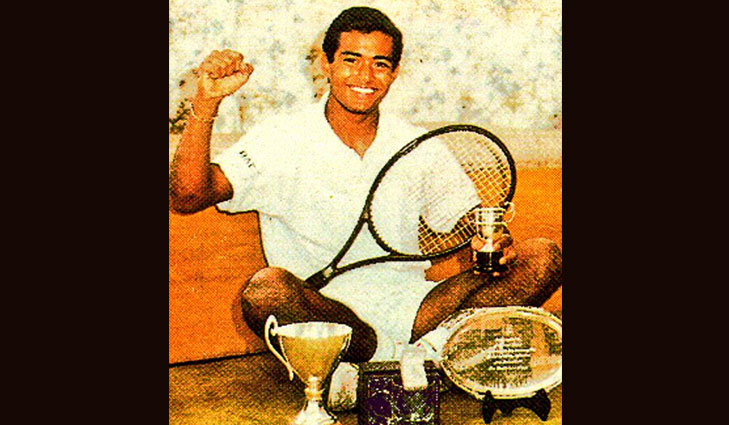 leander paes wimbledon junior title @TheRoyaleIndia