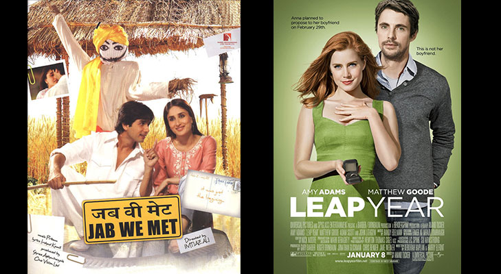 List Of Hollywood Movies Copied From Bollywood @TheRoyaleIndia