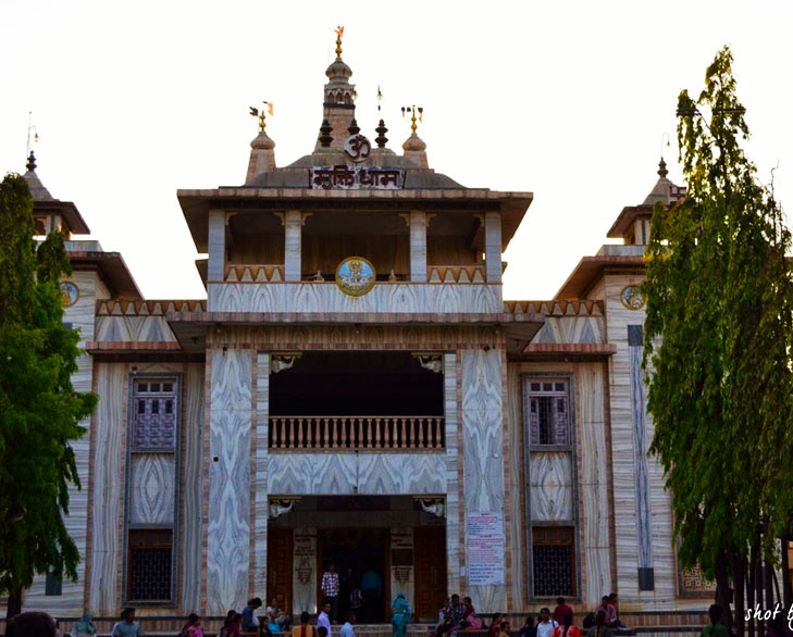 muktidham temple @TheRoyaleIndia