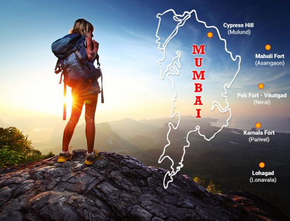 one day trekking near mumbai @TheRoyaleIndia