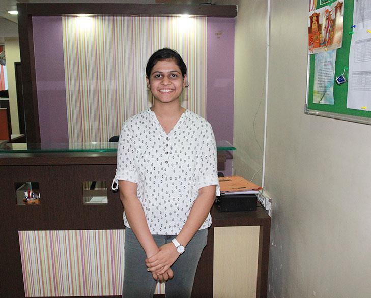 parnali dharia @TheRoyaleIndia