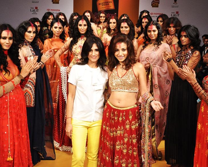 rina dhaka @TheRoyaleIndia