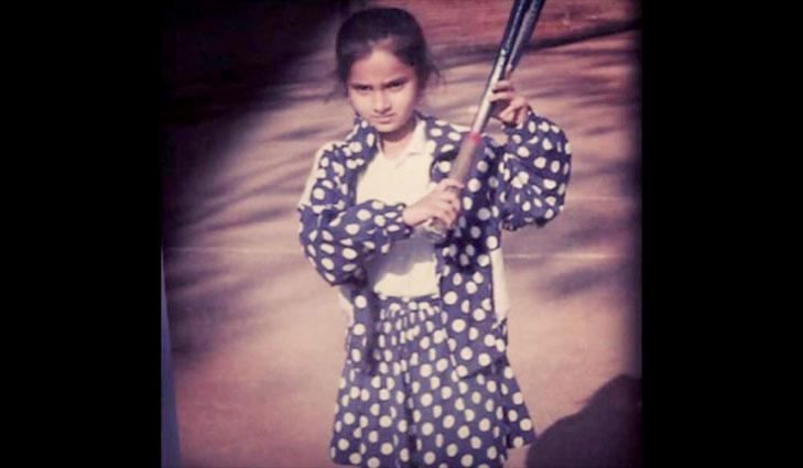 sania childhood pictures @TheRoyaleIndia