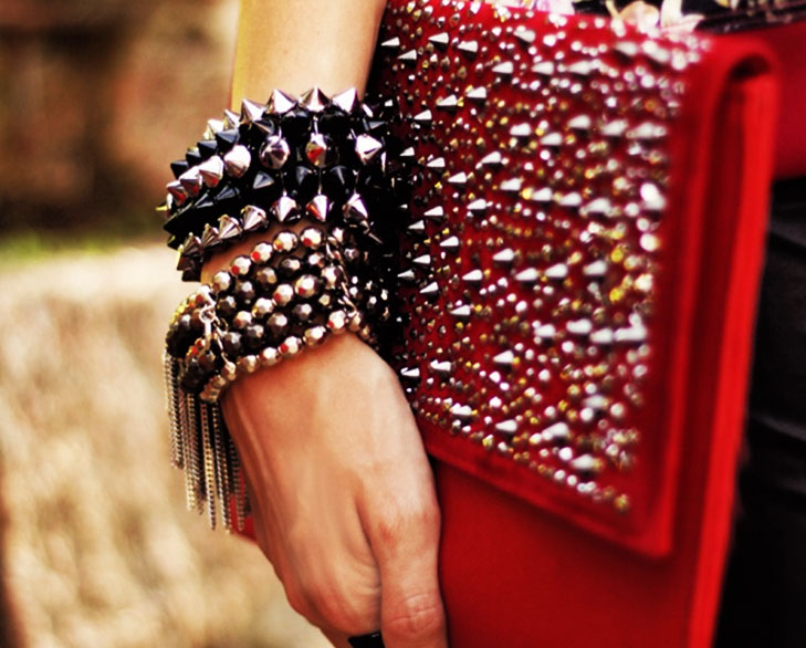 studded accessories @TheRoyaleIndia