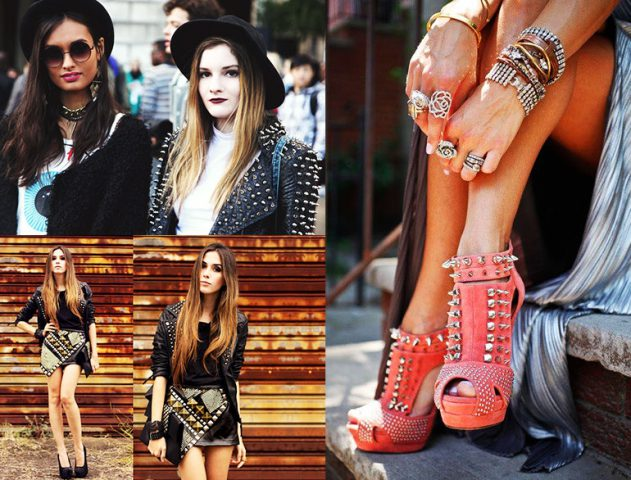 studs fashion trend @TheRoyaleIndia