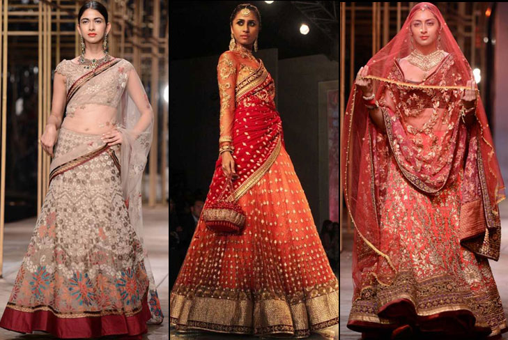 tarun tahiliani 2015 bridal collection @TheRoyaleIndia