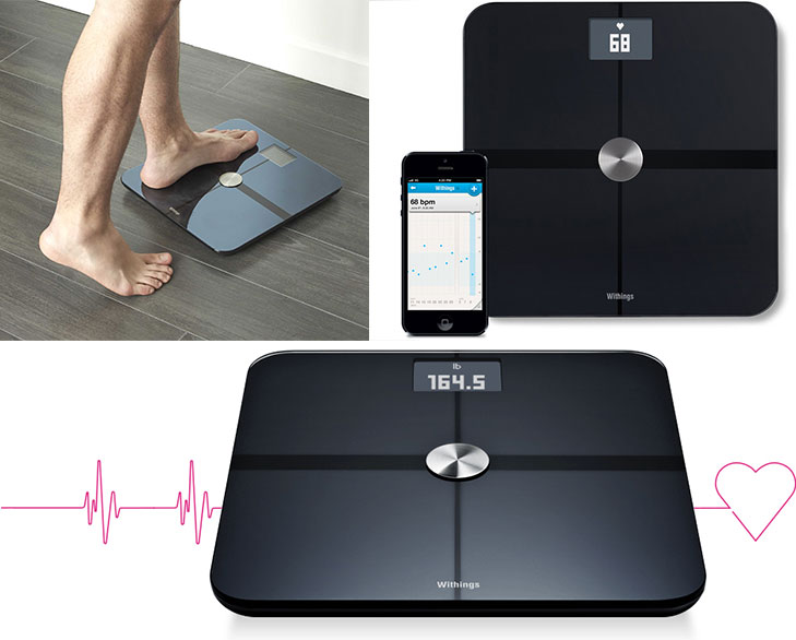 Withings Smart Body Analyzer India @TheRoyaleIndia