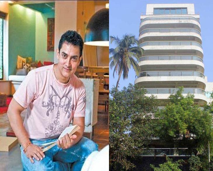 aamirs home mumbai @TheRoyaleIndia