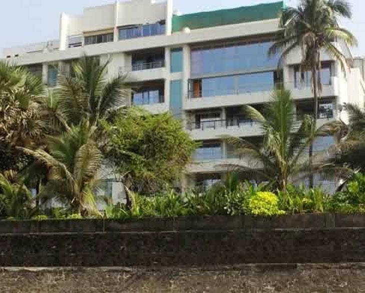akshay kumar house prime beach @TheRoyaleIndia