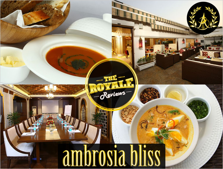 ambrosia bliss new delhi reviewsambrosia bliss new delhi reviews @TheRoyaleIndia