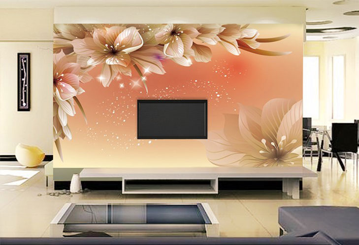 Image gallery interesting wallpapers for walls for Wallpaper home wall