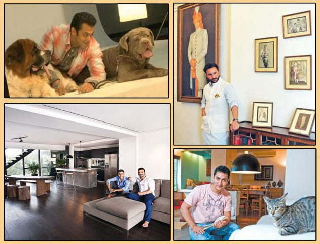 bollywood celebrity homes @TheRoyaleIndia
