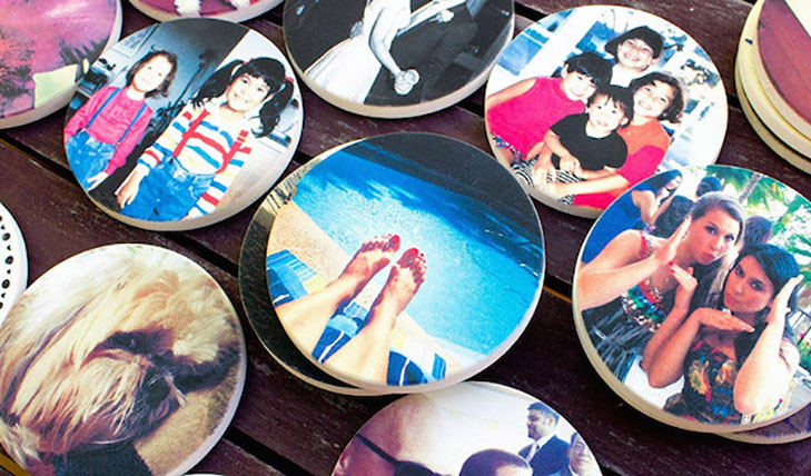 Drink Coasters @TheRoyaleIndia