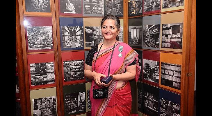Dayanita Singh @TheRoyaleIndia
