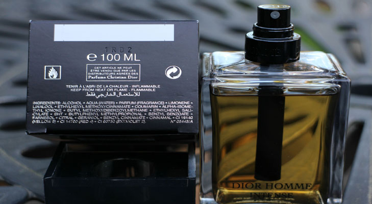 Dior Homme Intense @TheRoyaleIndia
