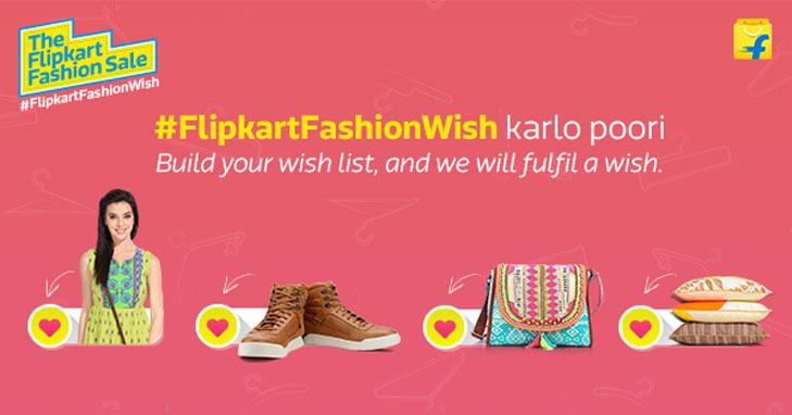 flipkart wish list @TheRoyaleIndia