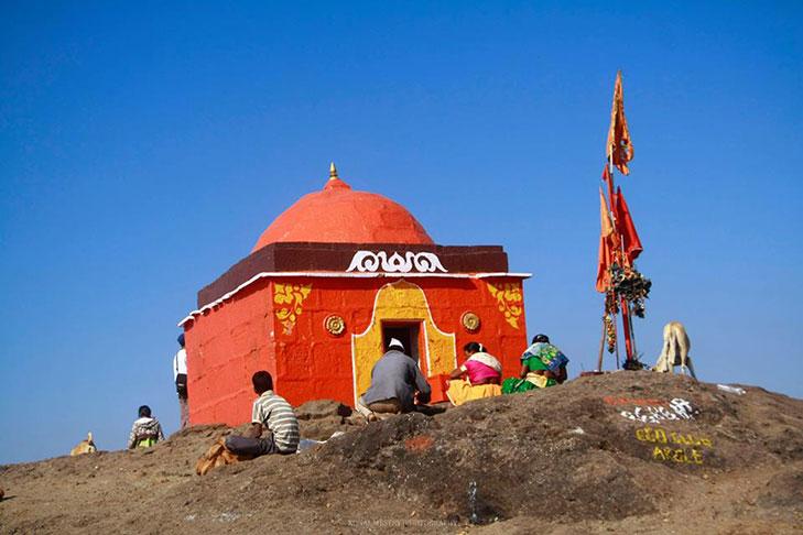 Kalsubai Temple @TheRoyaleIndia