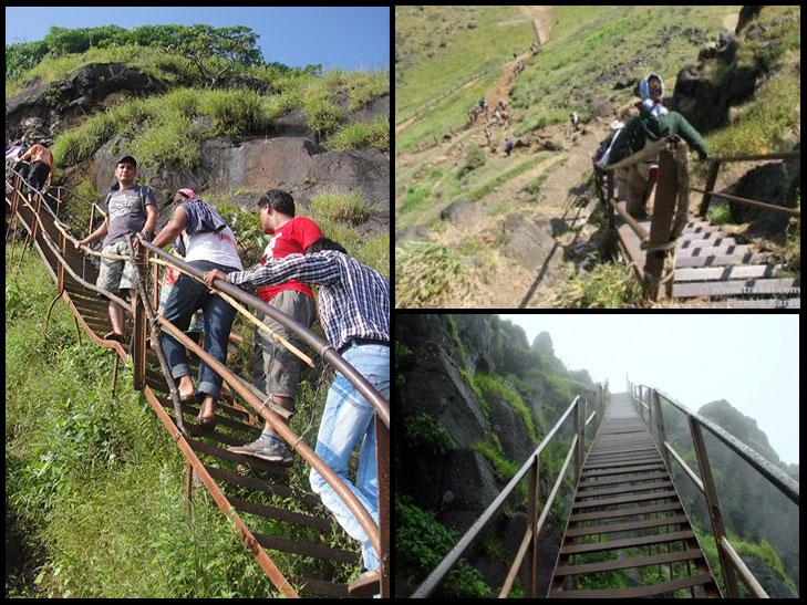 Kalsubai Trek Blog @TheRoyaleIndia