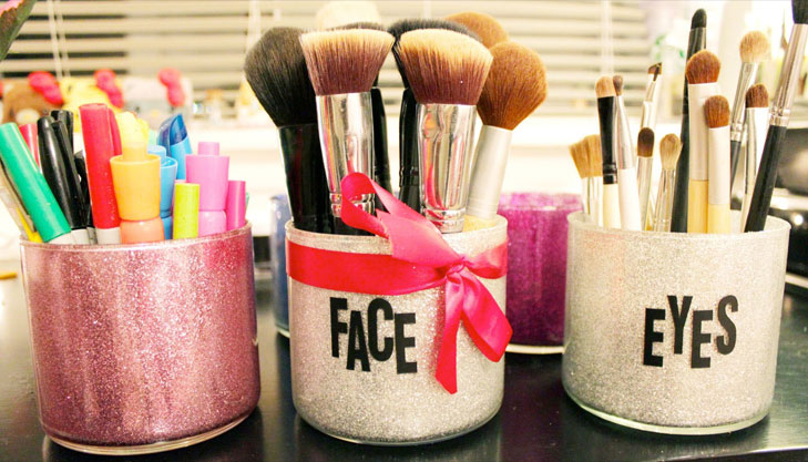 makeup brushes collection @TheRoyaleIndia
