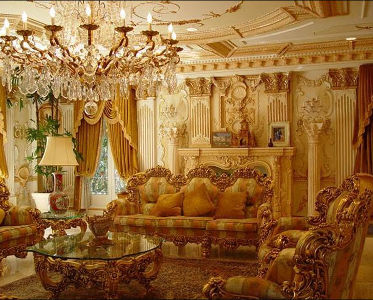 Bollywood celebrity homes the royale Shahrukh khan home inside
