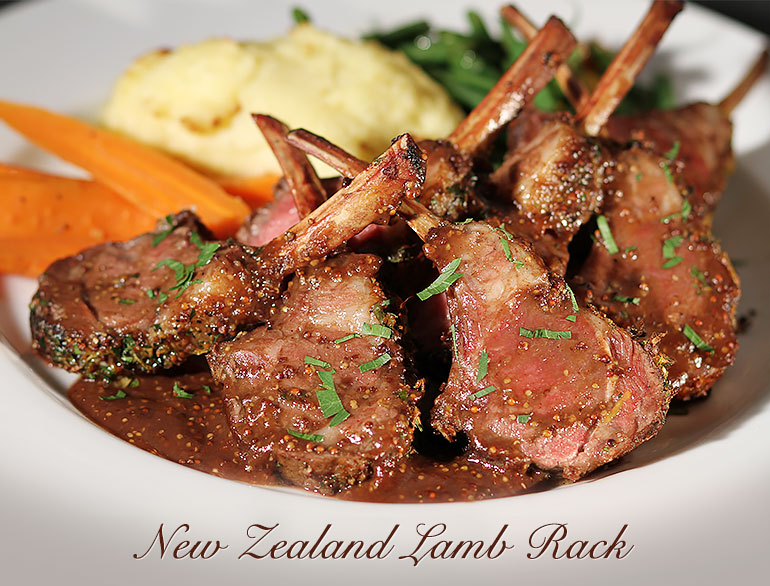new zealand lamb rack recipes @TheRoyaleIndia