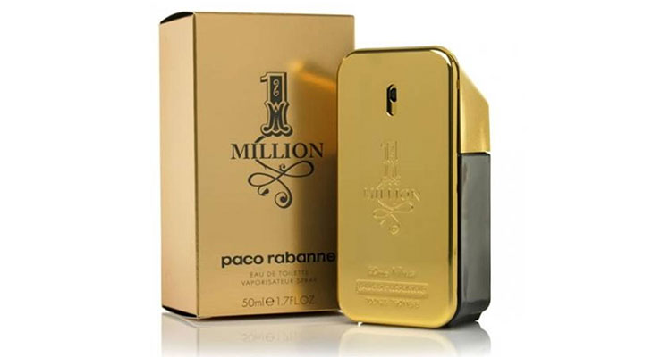 one million by paco rabanne @TheRoyaleIndia