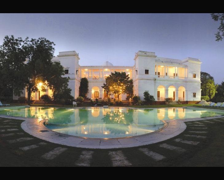 saif ali khan pataudi palace @TheRoyaleIndia
