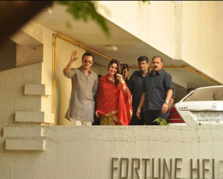 saif kareena house @TheRoyaleIndia