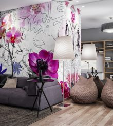 ADD GLAMOUR TO YOUR HOME WITH THESE 13 INTERESTING WALLPAPER DESIGNS