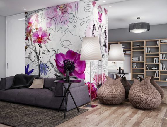 Wallpaper Ideas For Home @TheRoyaleIndia