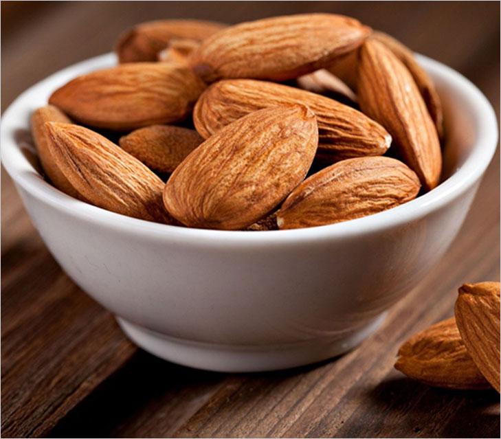 Almonds @TheRoyaleIndia