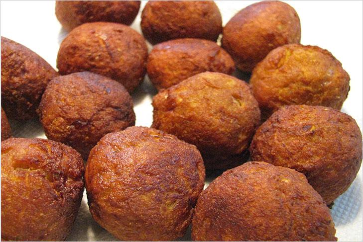 cabbage kofta balls @TheRoyaleIndia