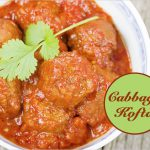 Cabbage Kofta – Cook this easy Assamese dish in few easy steps!