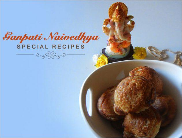 Ganesh Chaturthi Recipes @TheRoyaleIndia