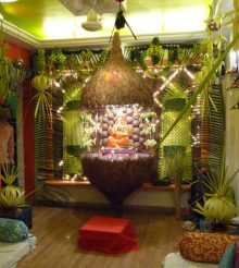 10 Simple Yet Creative Ganpati Decoration Ideas You Should Try This Year