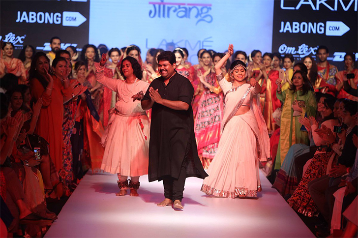 gaurang shah lfw 2015 @TheRoyaleIndia