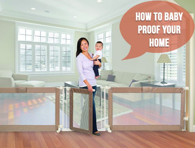 How to Baby Proof House @TheRoyaleIndia