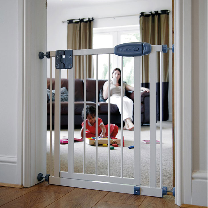 install gates childproofing @TheRoyaleIndia