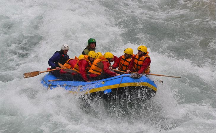 kolad river rafting @TheRoyaleIndia
