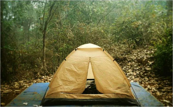 kolad tents @TheRoyaleIndia